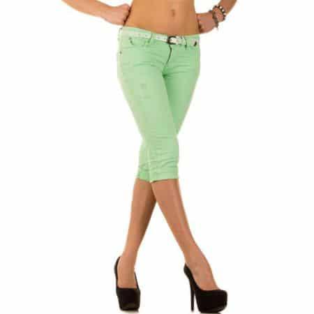 Damen Jeans Gr 38 Lgreen 4 b2