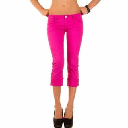 Damen Jeans von J Denim Gr L 40 pink