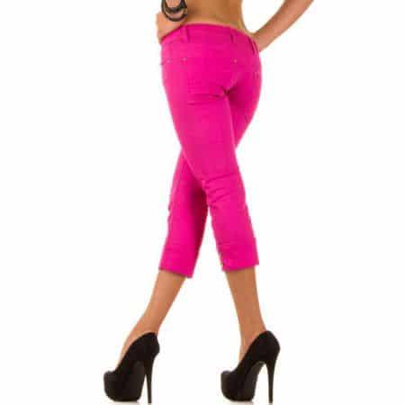 Damen Jeans von J Denim Gr L 40 pink b3
