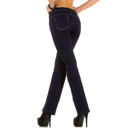 Damen Jeans von My Christy DKblue 6 b3