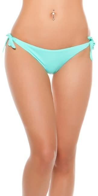 Plavkové nohavičky brazílske Mentol