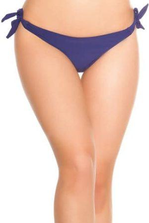 Plavkové brazílske nohavičky námorná modrá