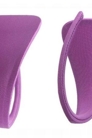 C nohavičky fialove