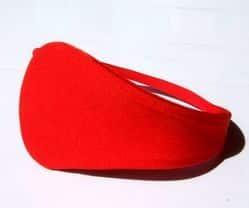 C nohavičky tmavo cervene