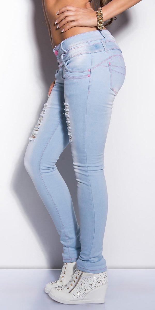 ooKouCla lightwash skinnyjeans Color JEANSBLUE Size 36 0000K600 154 JEANSBLAU 6 Copy