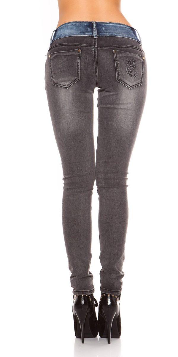 ooKoucla skinny jeans usedlook blueblack Color JEANSBLACK Size 36 0000K600 280 JEANSSCHWARZ 18 Copy 2
