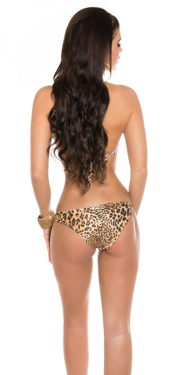 rrTriangle Bikini with chains Color LEO Size L 0000B2152E LEO 27