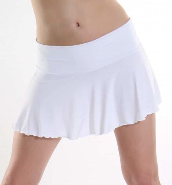 Sexi letná suknička biela