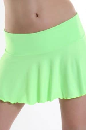 Sexi letná suknička zelená